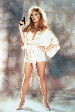 A VIEW TO A KILL, 1985 directed by JOHN GLEN with Tanya Roberts (photo)