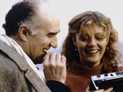 Michel Piccoli and Susan Sarandon ATLANTIC CITY, 1980 directed by LOUIS MALLE (photo)