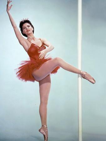 CYD CHARISSE in the 50's (photo)