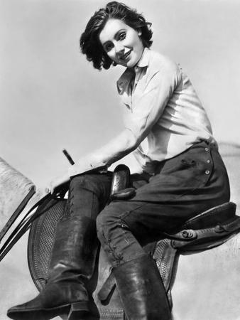 Greta Garbo (b/w photo)