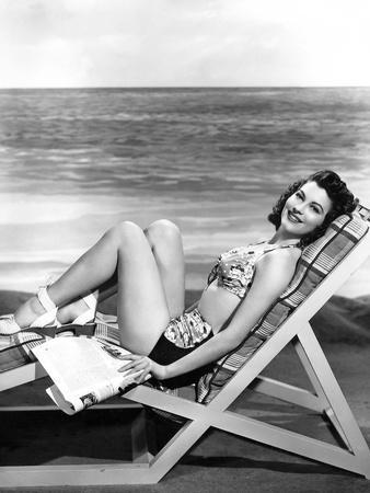 Gardner, 1943 (b/w photo)