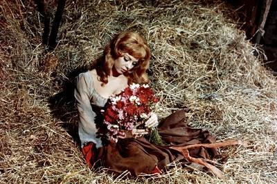 MERVEILLEUSE ANGELIQUE, 1964 directed by BERNARD BORDERIE Michele Mercier (photo)