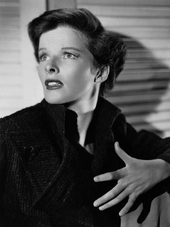 American actress Katharine Hepburn (1907 - 2003) in her role in 'Sylvia Scarlett'. SYLVIA SCARLETT,