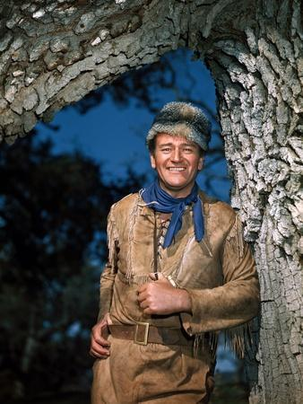 John Wayne THE FIGHTING KENTUCKIAN, 1949 directed by GEORGE WAGGNER (photo)