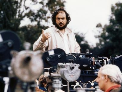 BARRY LYNDON, 1975 directed by STANLEY KUBRICK On the set (photo)