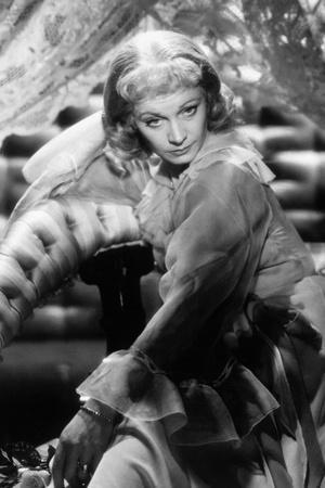 A STREETCAR NAMED DESIRE, 1951 directed by ELIA KAZAN with Vivien Leigh (b/w photo)