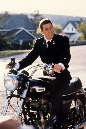 AN OFFICER AN A GENTLEMAN, 1982 DIRECTD BY TAYLOR HACKFORD Richard Gere (photo)