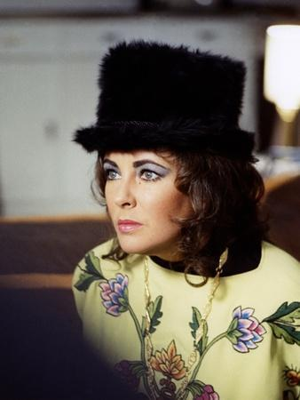 ASH WEDNESDAY, 1973 directed by LARRY PEERCE Elizabeth Taylor (photo)