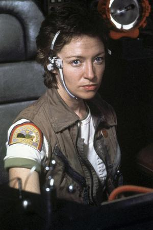 Alien, 1979 directed by Ridley Scott with Veronica Cartwright (photo)