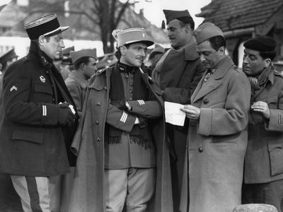 La grande illusion by Jean Renoir with Jean Gab Pierre Fresnay, Marcel Dalio, Julien Carette, 1937
