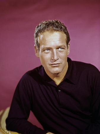 PAUL NEWMAN early 60'S (photo)