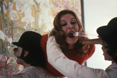 A CLOCKWORK ORANGE, 1971 directed by STANLEY KUBRICK (photo)
