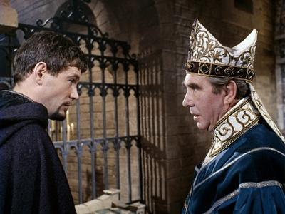 BECKET, 1964 directed by PETER GLENVILLE Peter O'Toole (photo)