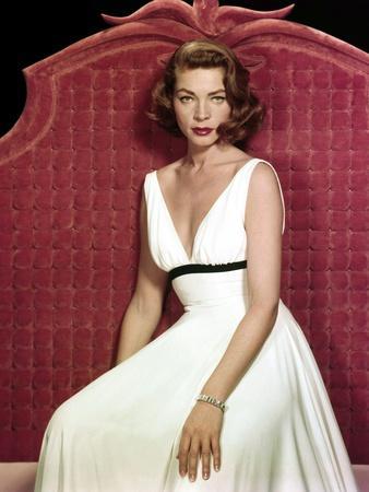 Lauren Bacall, 1956 (photo)