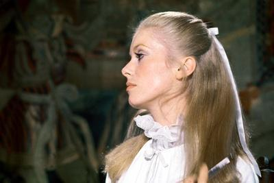 BENJAMIN OU LES MEMOIRES D'UN PUCEAU, 1967 directed by MICHEL DEV Catherine Deneuve (photo)