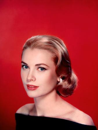 Grace Kelly, 1956 (photo)