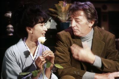 THE YAKUZA by SydneyPollack with Keiko Kishi, Robert Mitchum, 1974 (photo)