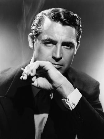 Cary Grant (b/w photo)