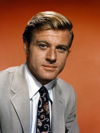 Robert Redford en, 1960's (photo)