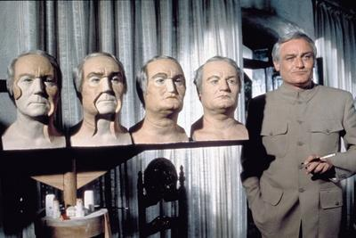 DIAMONDS ARE FOREVER, 1971 directed by GUY HAMILTON Charles Gray (photo)