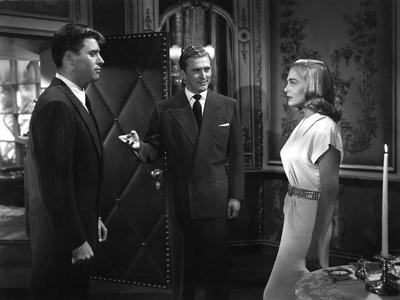L'Homme aux abois (I Walk Alone) by Byron Haskin with Burt Lancaster, Kirk Douglas, Lizabeth Scott,