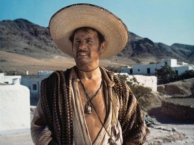 THE GOOD THE BAD AND THE UGLY, 1966 directed by SERGIO LEONEEli Wallach (photo)