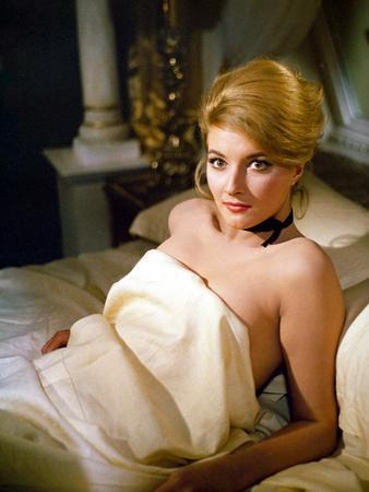 FROM RUSSIA WITH LOVE, 1963 Daniela Bianchi (photo)