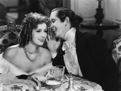 Camille by George Cukor, based on a novel by Alexandre Dumas son, with Greta Garbo, Henry Daniell,