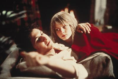 THE LITTLE GIRL WHO LIVES DOWN THE LANE, 1976 directed by Nicolas Gessner with Jodie Foster and Sco