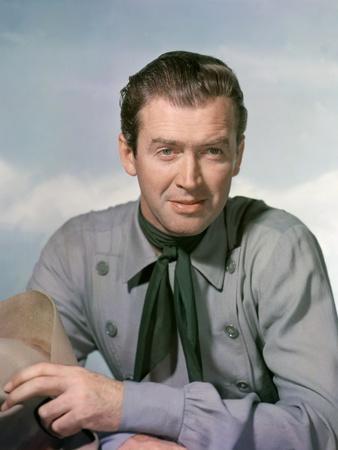BROKEN ARROW, 1950 directed by DELMER DAVES James Stewart (photo)