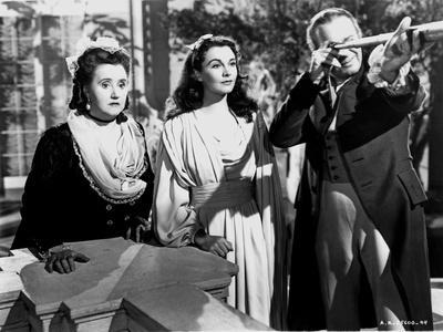 THAT HAMILTON WOMAN, 1941 directed by ALEXANDER KORDA Vivien Leigh (b/w photo)