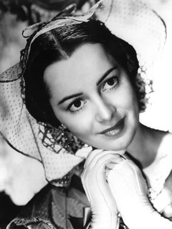 Autant en emporte le vent GONE WITH THE WIND by VictorFleming with Olivia by Havilland, 1939 (b/w p