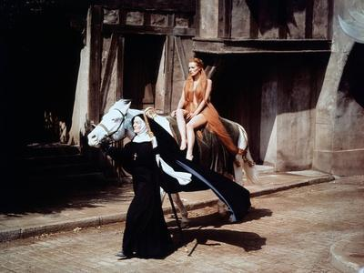 Madame by Coventry (Lady Godiva of Coventry) by Arthur Lubin with Maureen O'Hara (Lady Godiva), 195