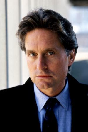 Liaison fatale Fatal attraction by Adrian Lyne with Michael Douglas, 1987 (photo)