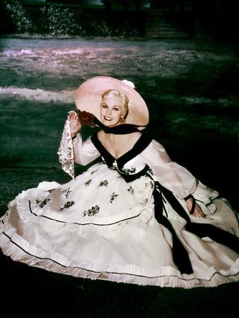 JEANNE EAGLES, 1957 directed by GEORGE SIDNEY Kim Novak (photo)