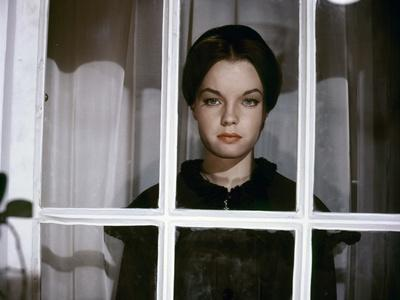 KATIA, 1959 directed by ROBERT SIODMAK Romy Schneider (photo)