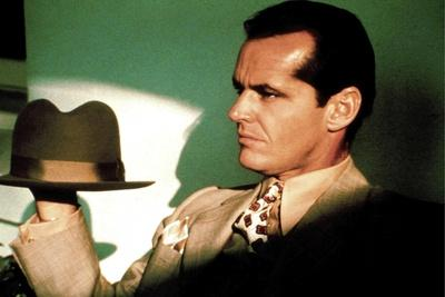 CHINATOXN, 1974 directed by ROMAN POLANSKI Jack Nicholson (photo)
