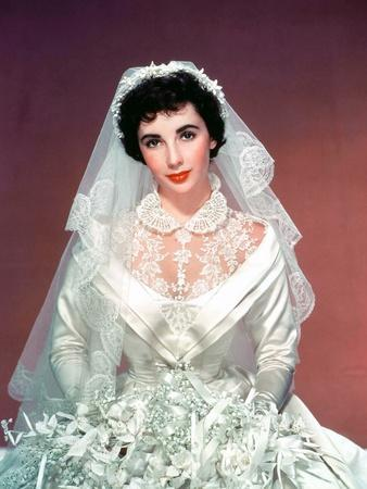 FATHER OF THE BRIDE, 1950 directed by VINCENTE MINNELLI Elizabeth Taylor (photo)
