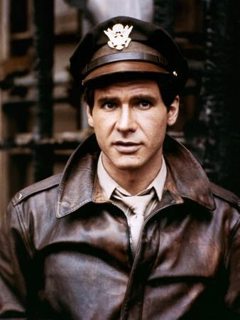 HANOVER STREET, 1979 directed by PETER HYAMS Harrison Ford (photo)