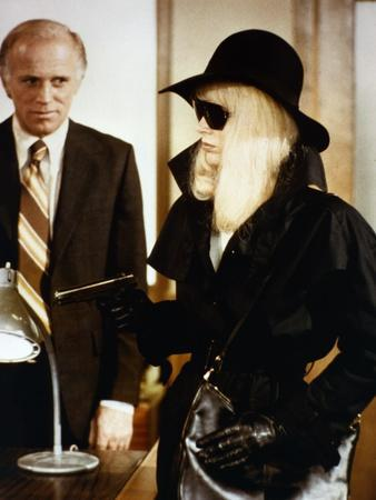 Complot by famille FAMILY PLOT by Alfred Hitchcock with Karen Black, 1976 (photo)