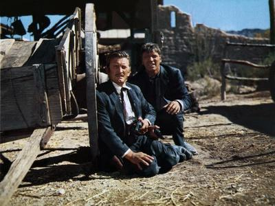 Reglements by comptes a OK Corral Gunfight at the OK Corral by JohnSturges with Kirk Douglas Burt L