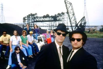 THE BLUES BROTHERS, 1980