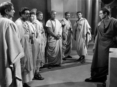 Jules Cesar by Joseph Mankiewicz 1953
