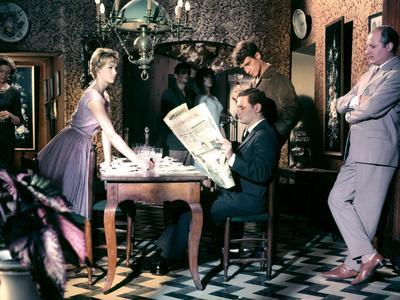 WEB OF PASSION by Claude Chabrol, 1959