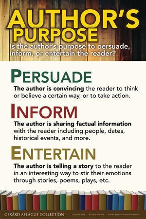 Author's Purpose