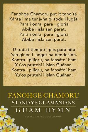 Fanohge Chamoru (Guam Hymn)