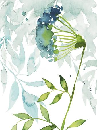 Flower & Leaf Layers I