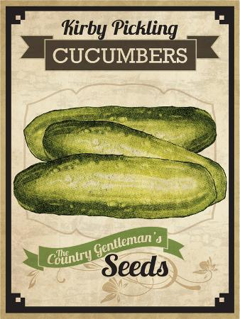 Seed Packet - Pickle