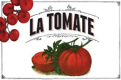 French Produce - Tomato
