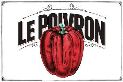 French Produce - Pepper